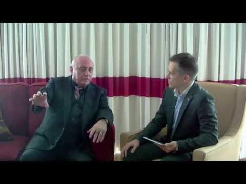 Carsten Cziborr talks to Dr. Richard Bandler the Co-creator of NLP