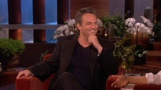 Did You Like Matthew Perry's 'Peach' Joke?
