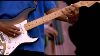 Hubert Sumlin, Robert Cray Band, Jimmie Vaughan (Sitting on top of The world)