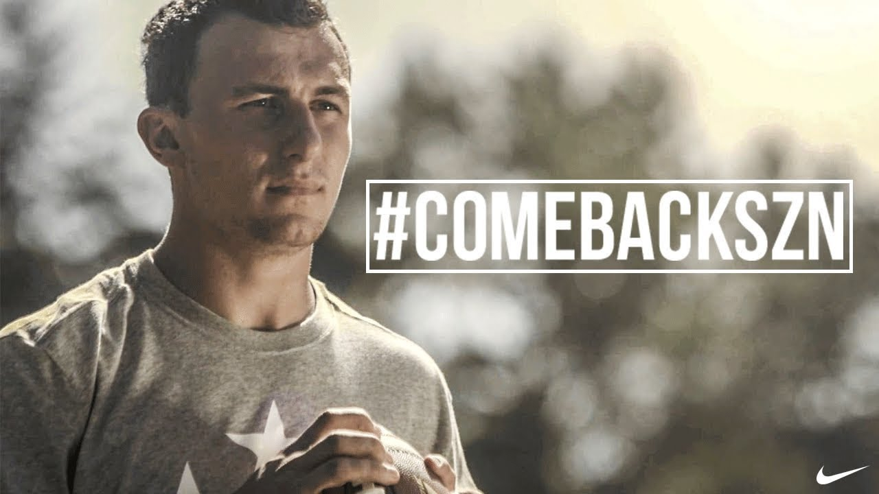 14a0b8a6f Johnny Manziel Comback SZN - YouTube