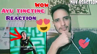 Ayu Tingting Single Happy Official Video | Reaction