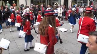 17 Mai 2013 fête nationale norvégienne Oslo