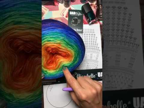 Tutorial Mandala Alluncinetto Intro Live By Uabstyle Youtube