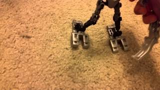 How to make a Foxy Bionicle