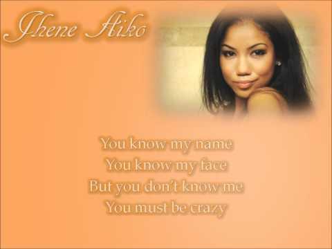 Jhene Aiko- Stranger (With Lyrics)