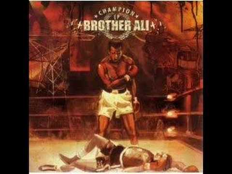 Brother Ali - Rain Water