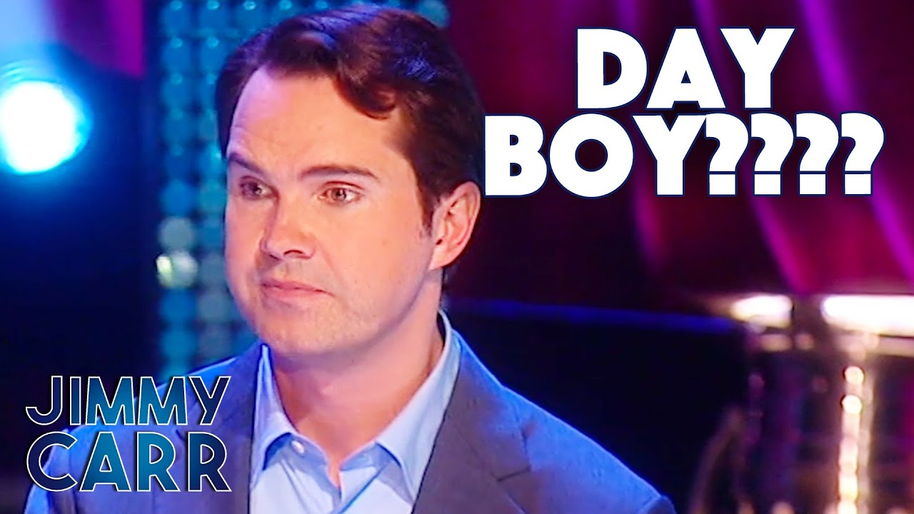 Jimmy's Guide To Job Application Forms | Jimmy Carr: Comedian