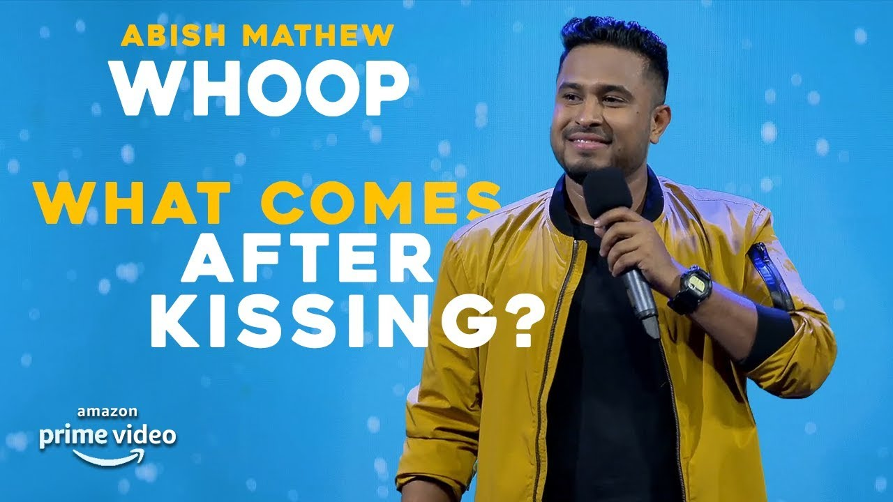 Download What comes after kissing? | WHOOP Trailer | Abish Mathew Stand Up Comedy