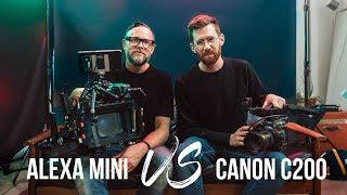 When Do You Need a More Expensive Camera? Alexa Mini vs Canon C200