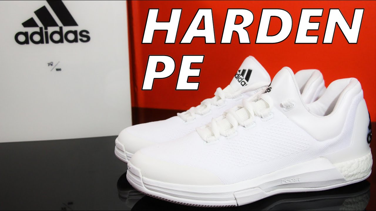 the best attitude 42179 af3d2 Adidas James Harden Crazylight Boost PE Unboxing! 1100