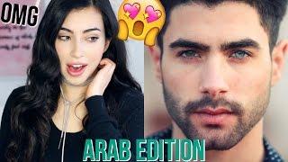 Don't Judge Me Challenge Arab Edition!! - Reaction