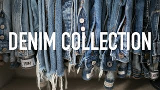 My Jeans Collection 2017 | Levi