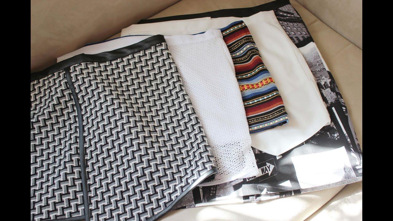 8e94e19f3 CURSO. Aprender a coser faldas parte 3: Cortar la tela.