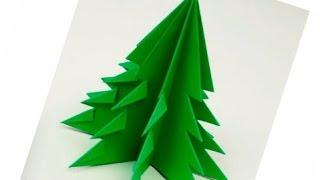 Смотреть видео Новогодние поделки из бумаги - украшаем дом