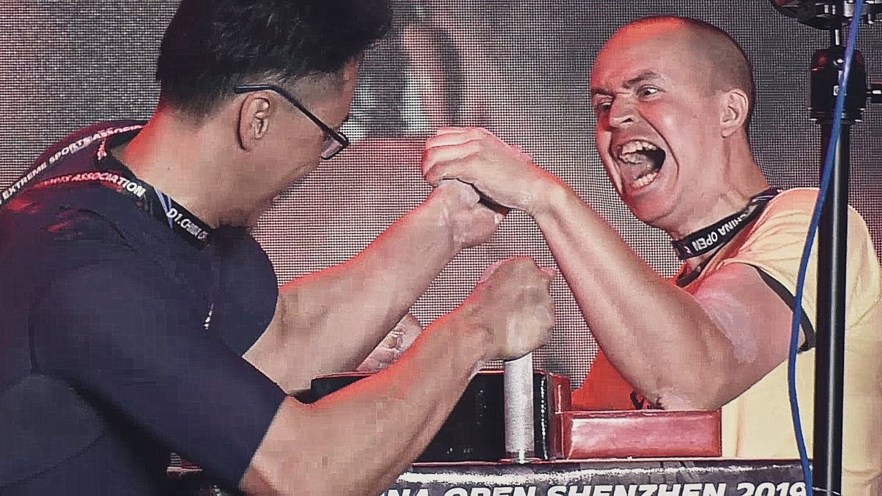 Arm Wrestling Championship CHINA OPEN 2019