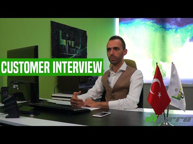 Custumer Interview - DP-20B500C