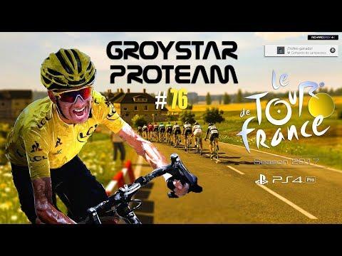 🔴 Legendarios vs Groystar Team 2019  ✅ ET 11 TDF 2017 PS4