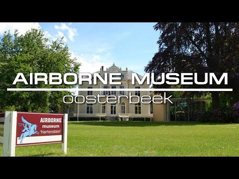 Airborne Museum Hartenstein Oosterbeek Operation Market Garden