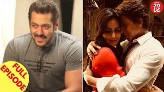 Salman To Have A Cameo In 'Loveratri'?   SRK, Katrina's Special Moments On The Sets Of 'Zero' & More