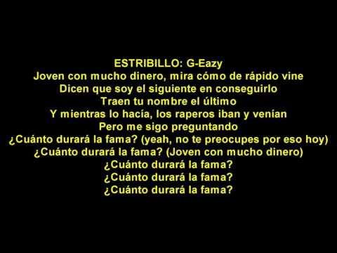 G-Eazy - Almost Famous español