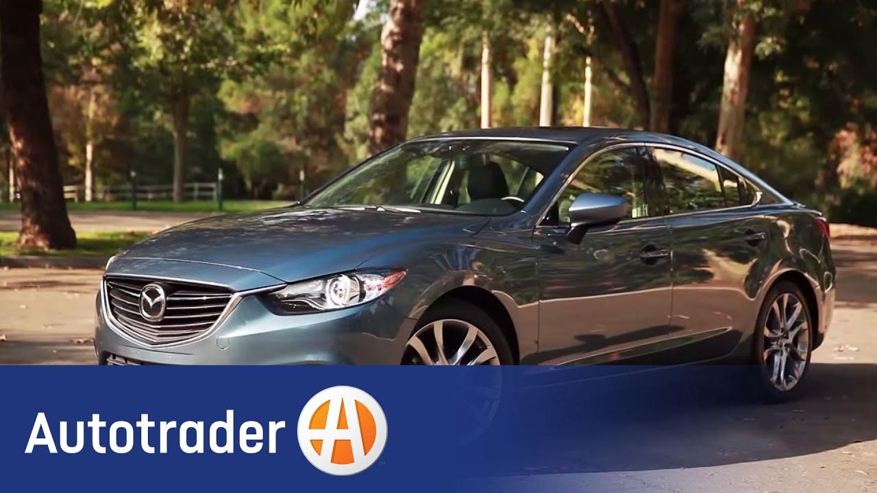 2014 mazda6 5 reasons to autotrader youtube