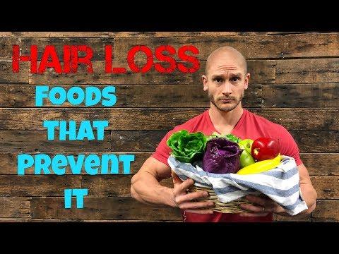 Hair Loss: Top 3 Natural Foods to Slow Balding- Thomas DeLauer