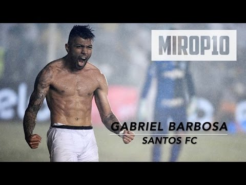 GABRIEL BARBOSA ✭ INTERNAZIONALE ✭ GABIGOL ✭ |Skills & Goals| 2016®