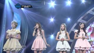 Gambar cover [Live HD 720p] SNSD - How Great Is Your Love (eng sub)