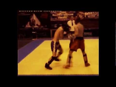 Max Monaco fighting zone