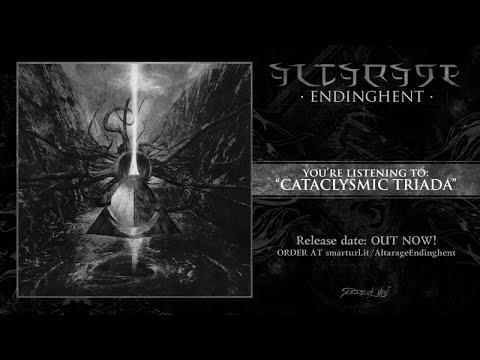 Altarage - Cataclysmic Triada