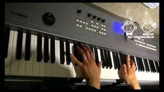 [EASY PIANO]ALWAYS(태양의 후예 'Descendants of The Sun' OST Part.1) - 윤미래 (t Yoonmirae) / Piano Cover