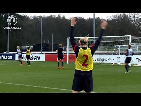 Inside The Camp: England Women's Training