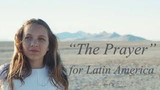 """The Prayer"" English/Spanish cover by Kenya & Alex Melecio. Arr. Masa Fukuda"