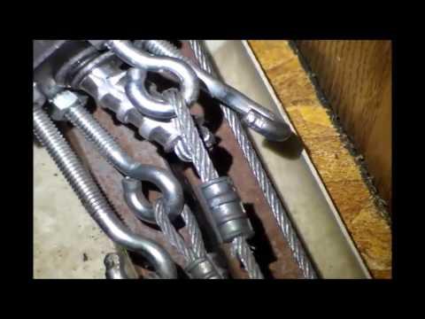 Popup Camper Cable Repair Part-1 - YouTube