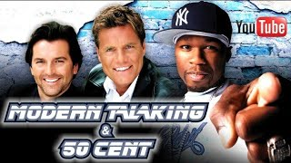 Modern Talking vs 50 cent- brother louie Resimi