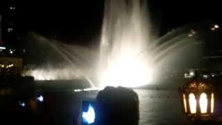 Dubai fountain hindi bollywood song
