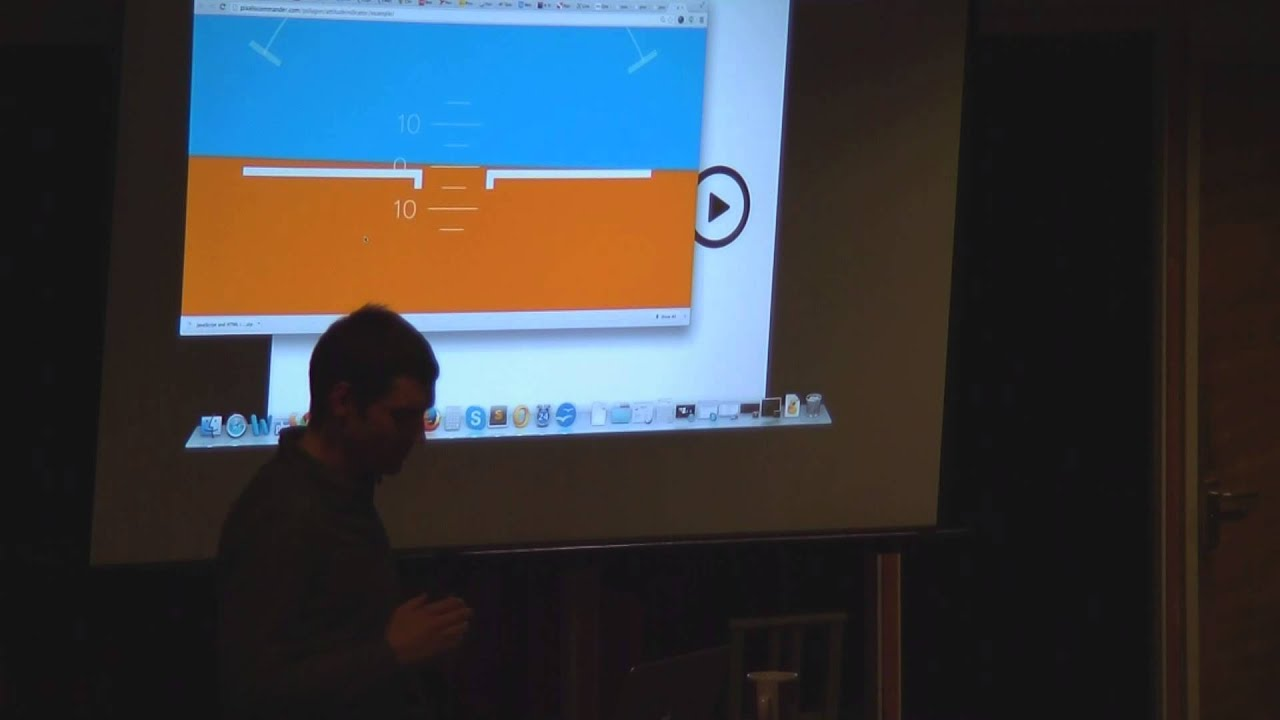 Denis Radin: JavaScript and HTML in Shipbuilding and aircraft industries