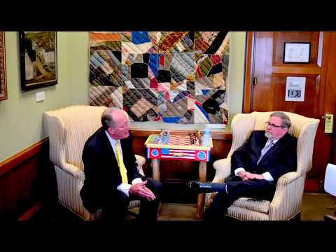 Senate H.E.L.P. Committee Chair Lamar Alexander Tells Doug Oliver