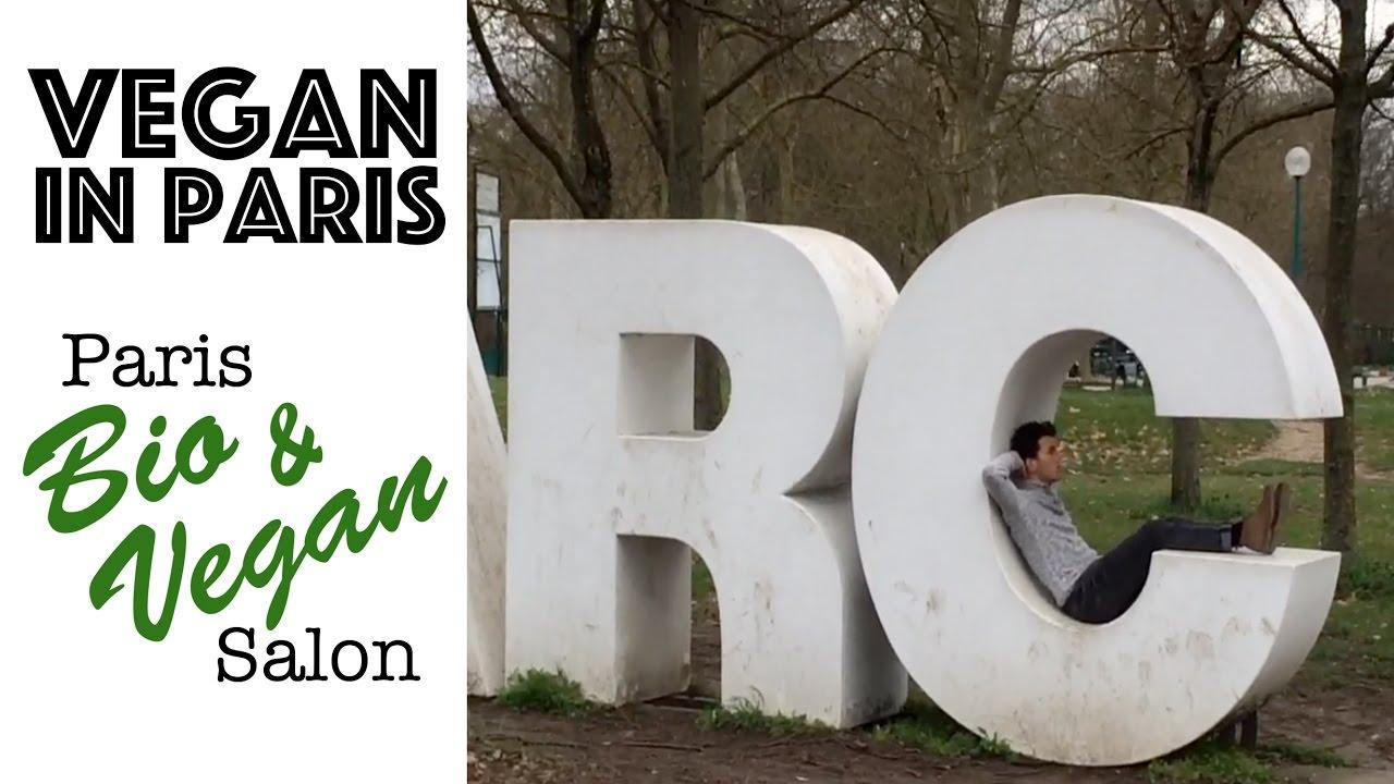 Paris bio vegan salon day 3 30 videos in 30 days for Salon bio paris