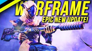 WARFRAME JOVIAN CONCORD UPDATE: Everything You Need To Know!