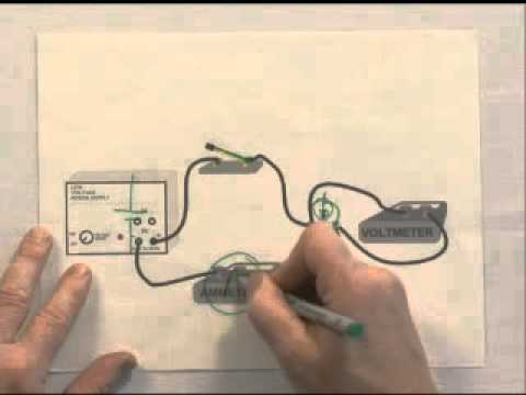 Drawing Schematic Diagrams - YouTube