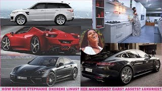 how Rich is Stephanie Okereke Linus  All her Mansions Cars Companies Luxuries  Assets