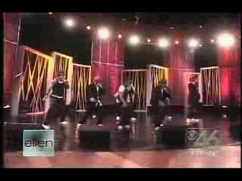 "Naturally 7 performing ""Wall of Sound"" on The Ellen Show"