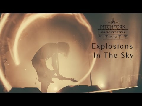 Explosions in the Sky | Pitchfork Music Festival Paris 2016 | Full Set | PitchforkTV