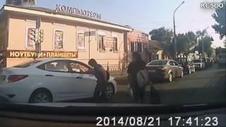Женская логика, женская драка с авто. Подборка разных ситуаций 18 +