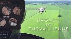VANHENTUNUT!! Dronet - säännöt ja turvallisuus Suomessa.