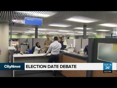 Is a valid municipal election on October 22 possible?
