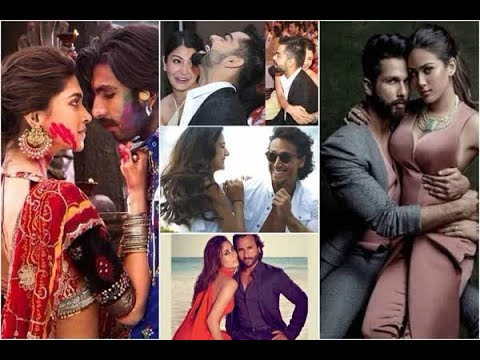 In Graphics: Valentine Day 2018: Hot Couples of Bollywood, Valentine Day of Bollywood in H