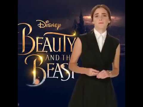 "Thumbnail: Emma Watson & the ""Beauty and the Beast"" cast (People Magazine)"