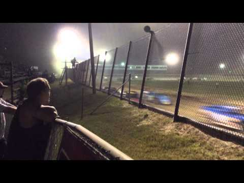 Modified feature part 1 Jackson Motor Speedway 7-4-14